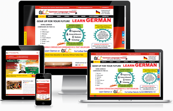 Website Design, Web Development, SEO Company in Bhopal